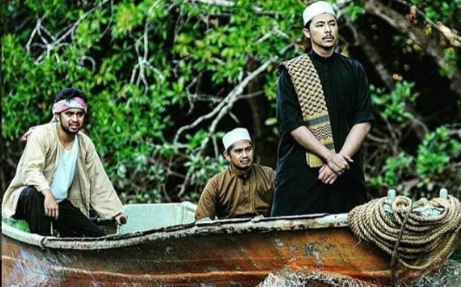 Lakonan Mawi Dapat Pujian Pelakon Hebat, Dialog Ustaz Azhar Bukan Mudah