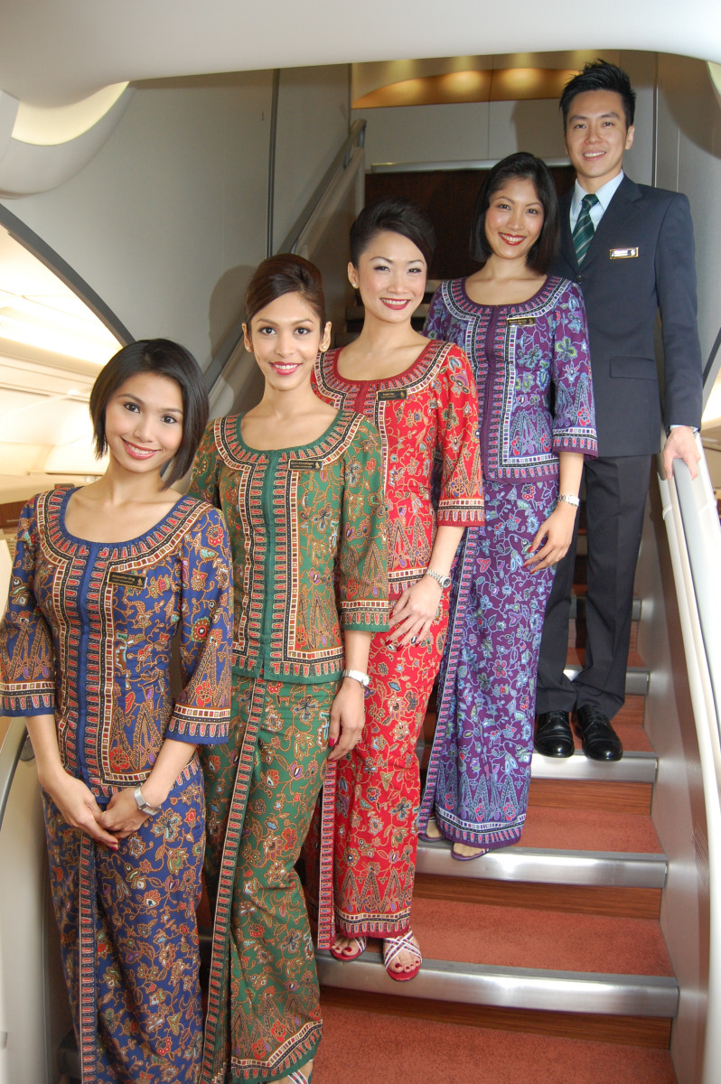Fasten your seatbelts it is gonna be a fashionable ride for Uniform spa malaysia