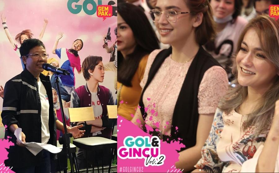 """Gol & Gincu Vol. 2 Bukan Sekuel, Tapi…""- Lina Tan"