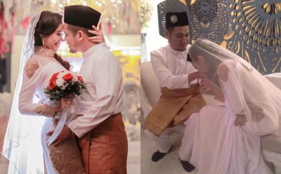Capt Azrin Sah Kahwini Coco, Netizen Kasihan Kepada Isteri Pertama Sedang Mengandung