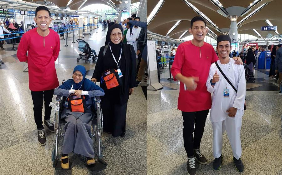 Tunai Janji Hantar Peminat Tunai Umrah, Nabil Ahmad Nafi Mahu Menunjuk