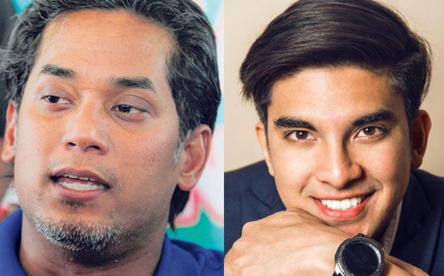 Khairy Jamaluddin Sedia 'Serah Tugas' Kepada Syed Saddiq