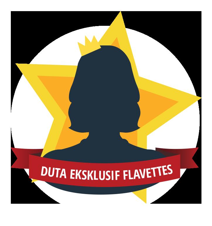 Duta Ekslusif Flavettes