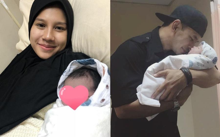 Memey Suhaiza Selamat Lahirkan Baby Girl!