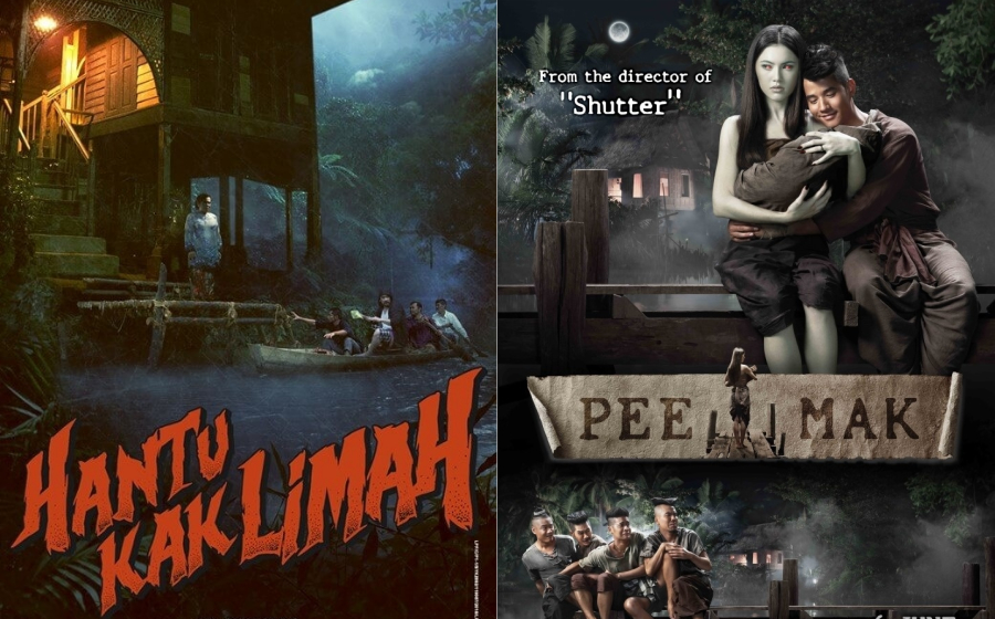Image result for hantu kak limah