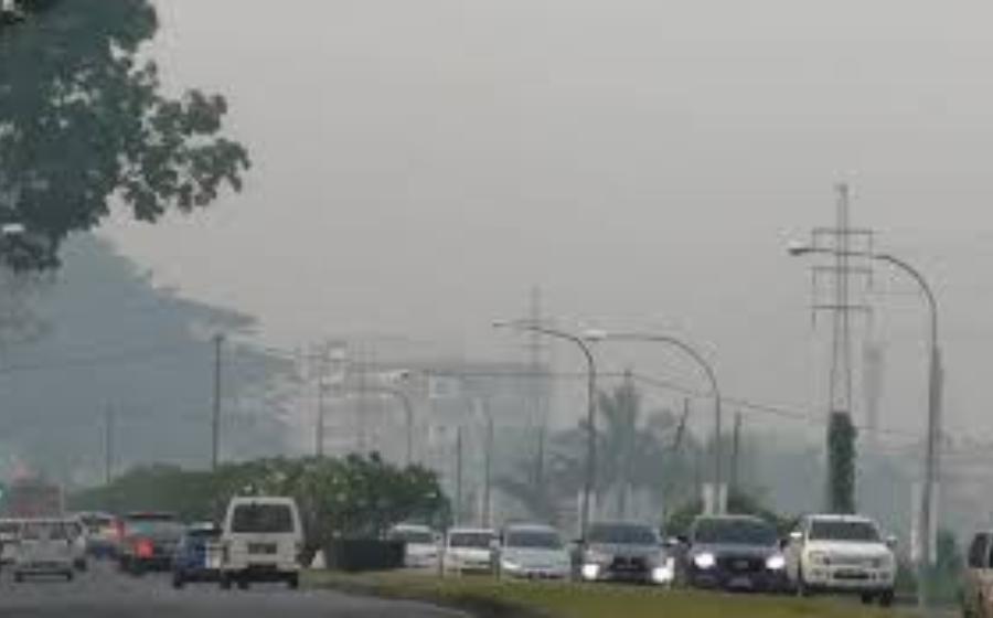Tujuh Titik Panas Di Sarawak Yang Menjadi Penyumpang Kepada Jerebu