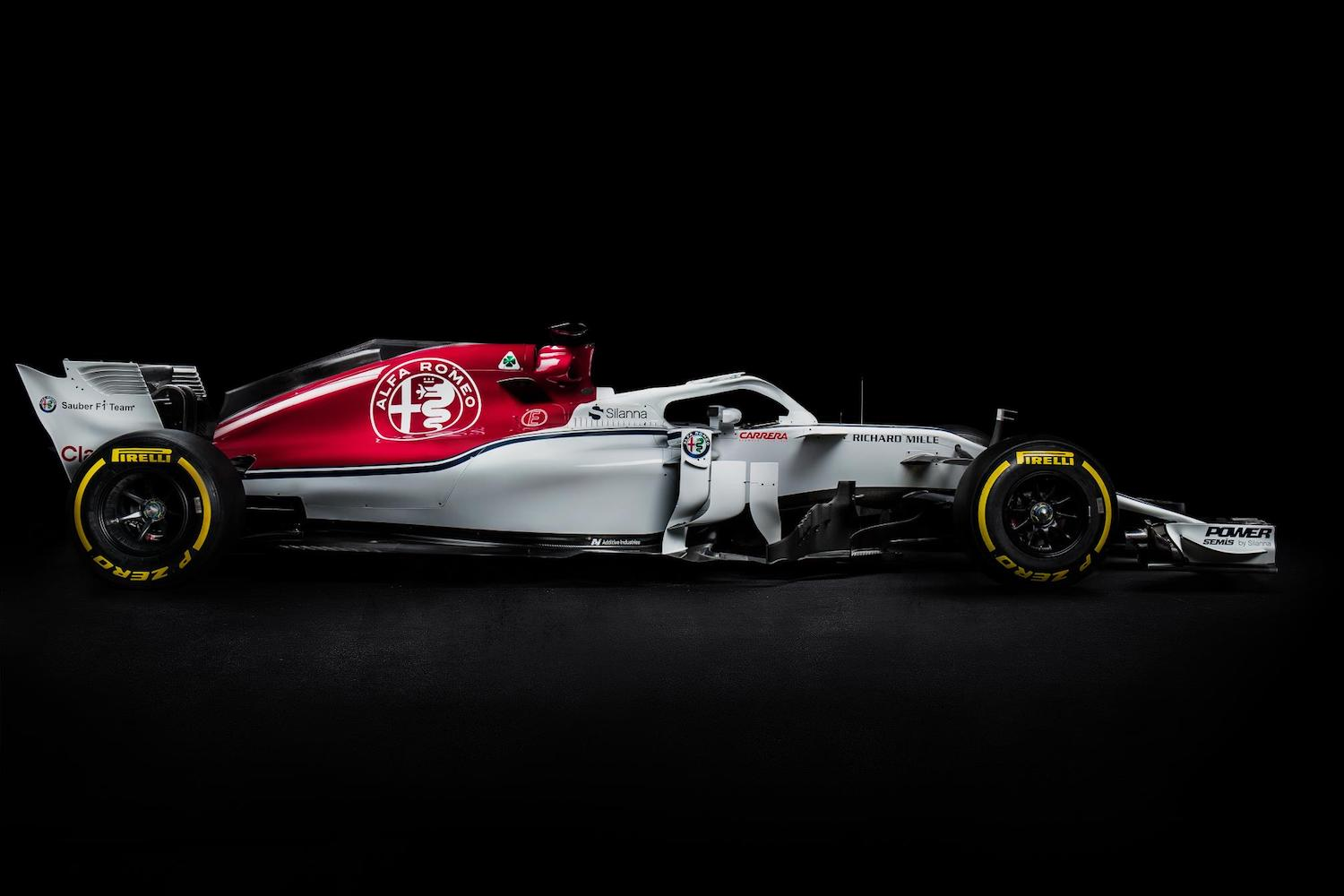 alfa romeo returns to formula 1 news behind the wheel. Black Bedroom Furniture Sets. Home Design Ideas