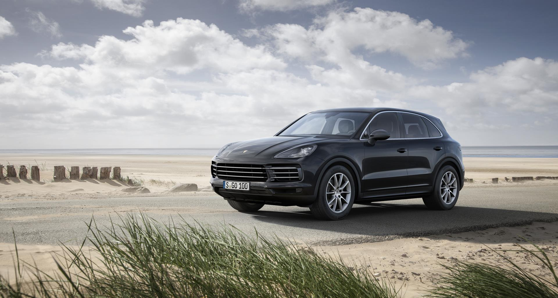 new cayenne takes after its iconic sibling the 911