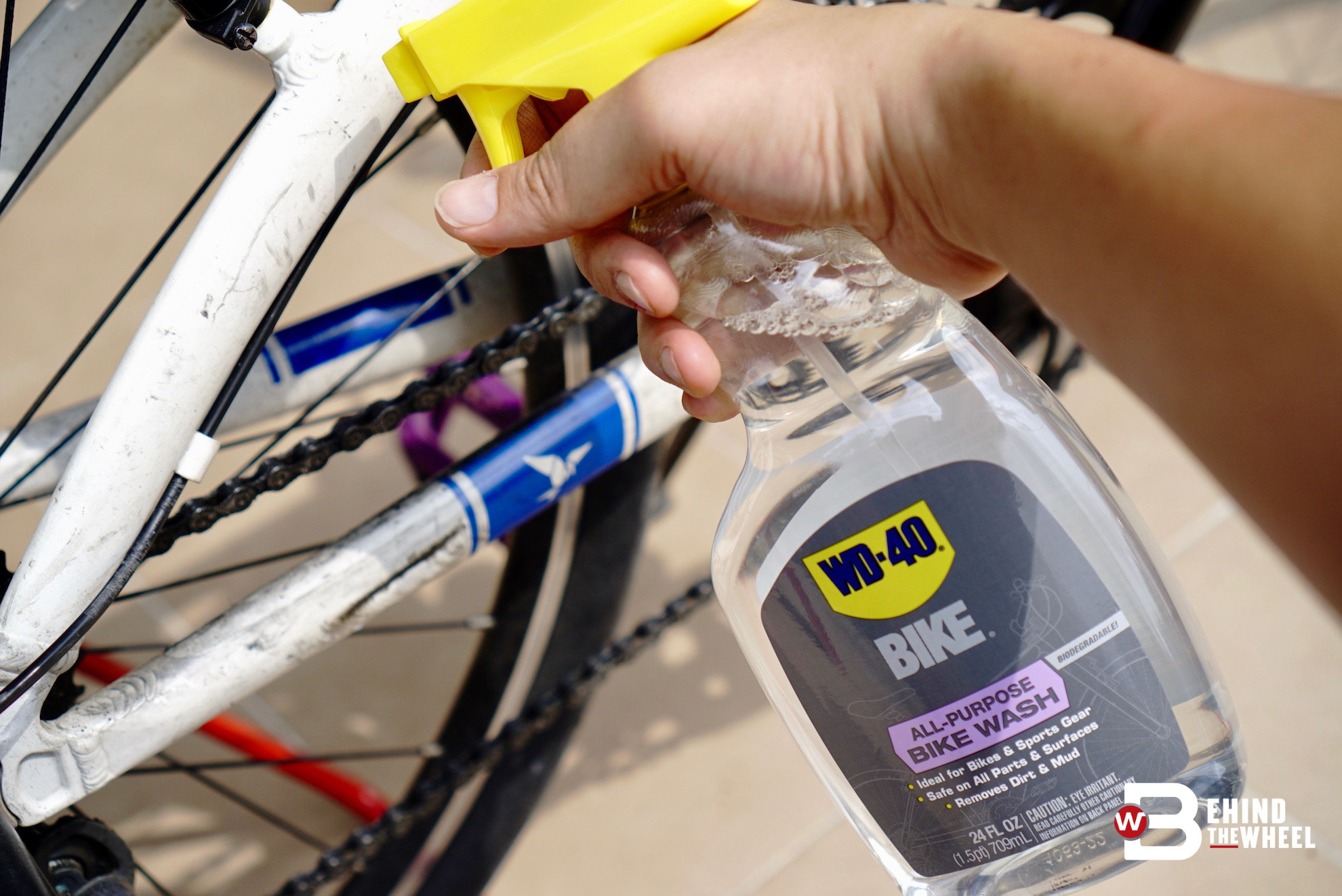 wd 40 bike review no elbow grease required almost