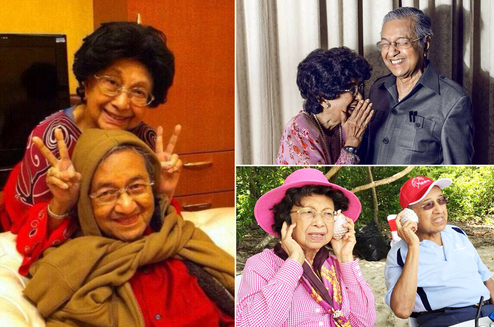 12 Times When Dr Mahathir And Dr Siti Hasmah Are Relationship Goals