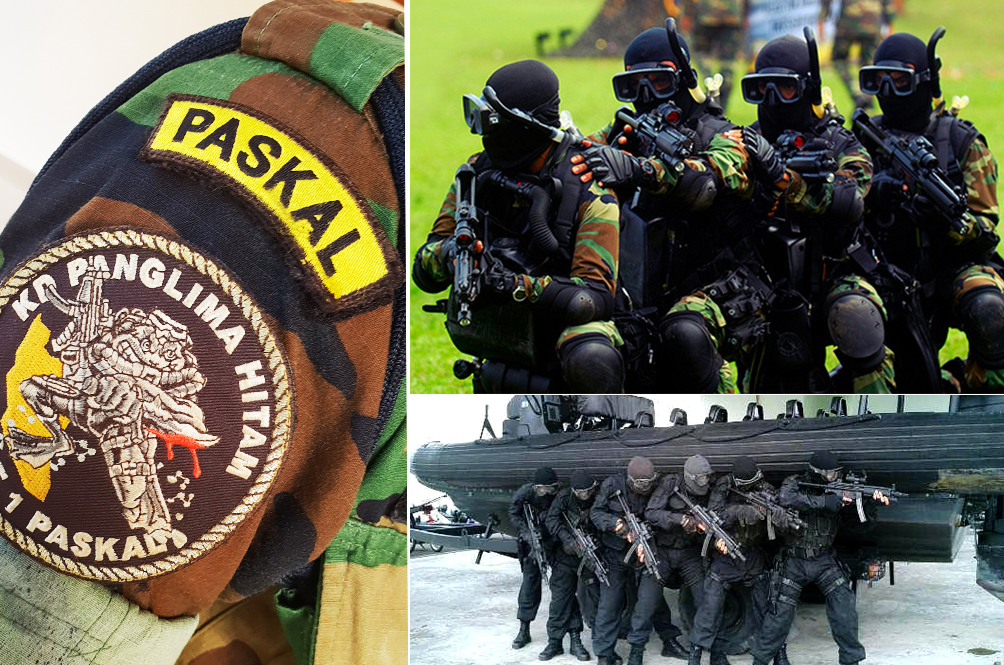 Are You Fit Enough To Join One Of Malaysia's Most Elite Military Units?