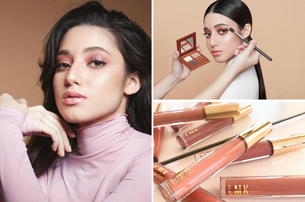 Baru Berusia 17 Tahun, Little Miss Khan Keluarkan Jenama Kosmetik Harga Mampu Milik
