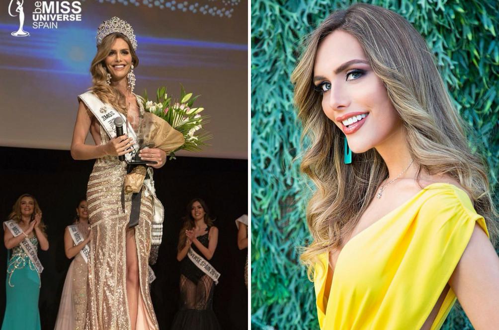 """""""Marilah Mencipta Sejarah."""" - Wanita Transgender Menang Miss Universe Sepanyol"""