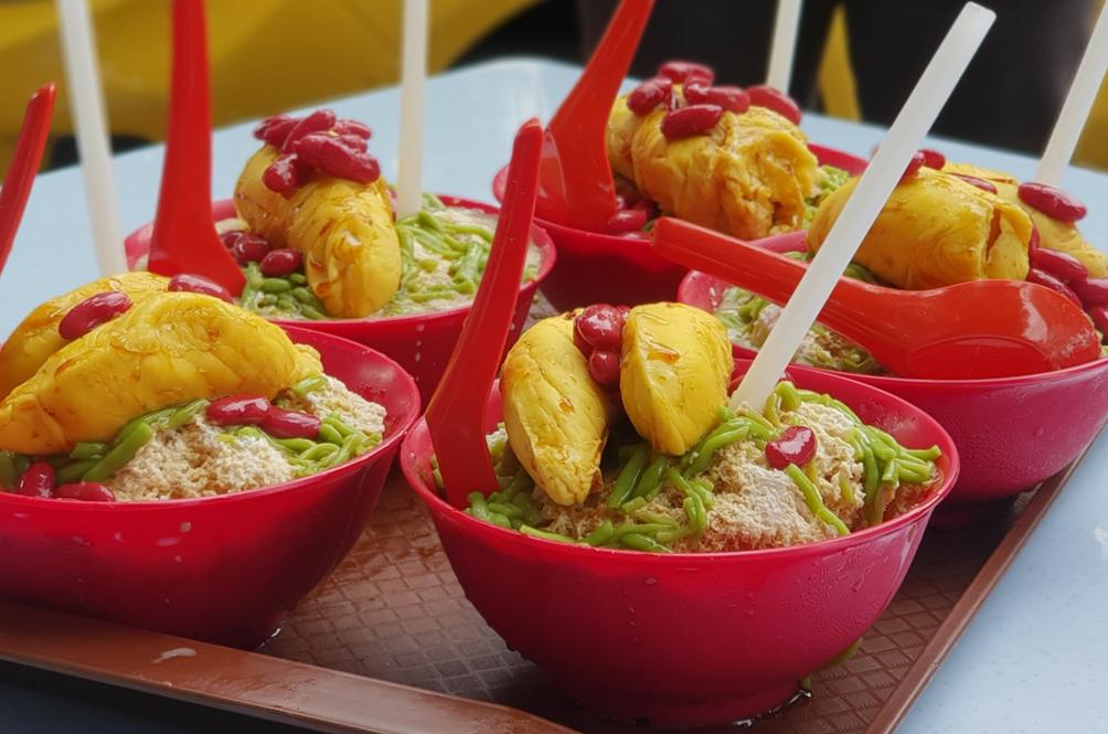 Kalau makan begini, bukan saja kolestrol.