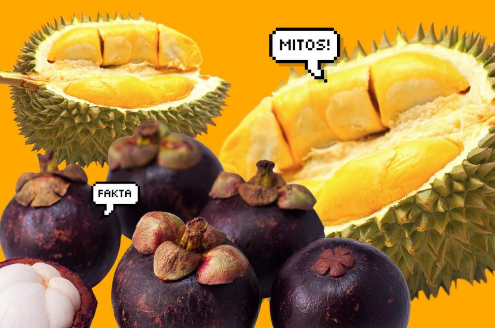 Empat Fakta Durian Yang Sebenarnya Salah!