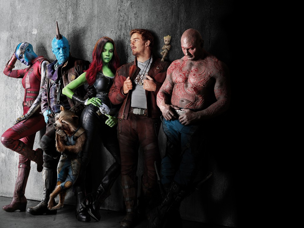 The original gang.