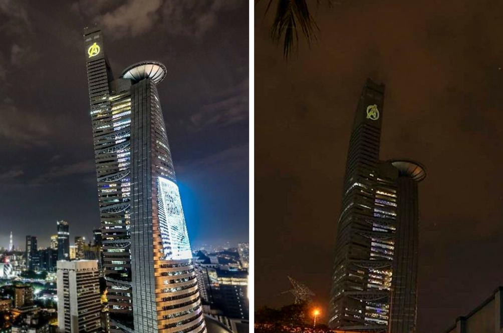 The Avengers Have Found A New HQ At Menara TM Bangsar