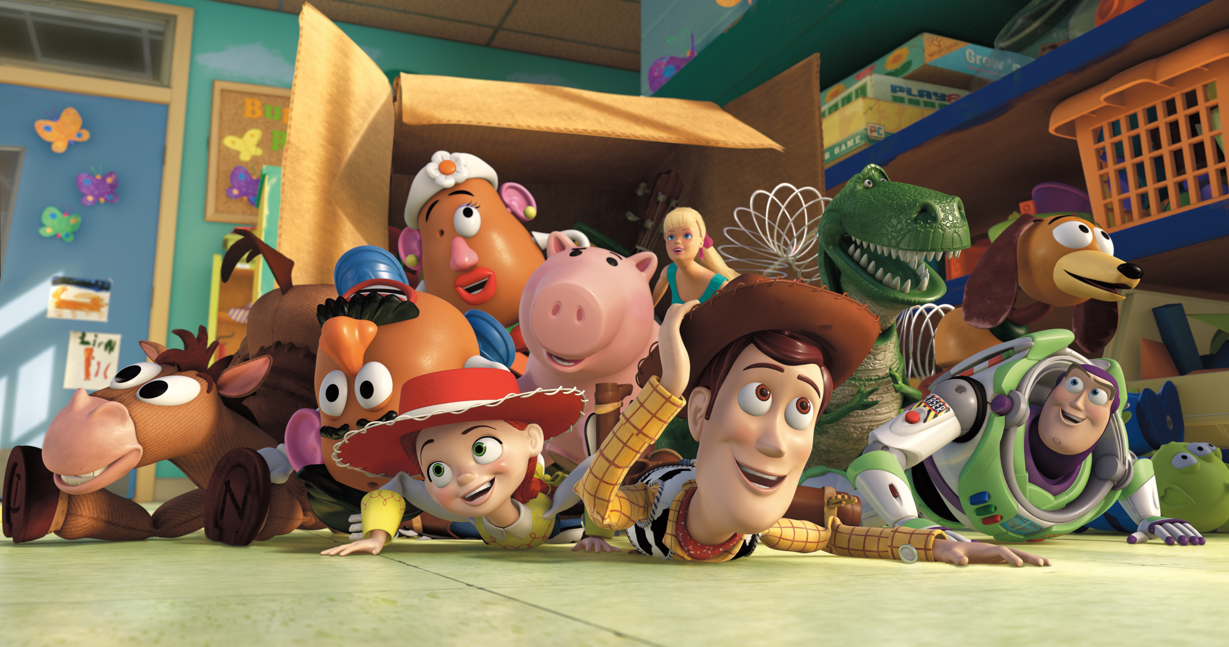 Who will join the gang in Toy Story 4?