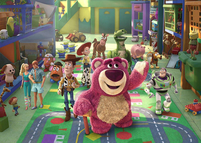 Do you still remember Toy Story 3's story line?