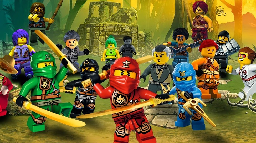 Anyone else loves Ninjago?