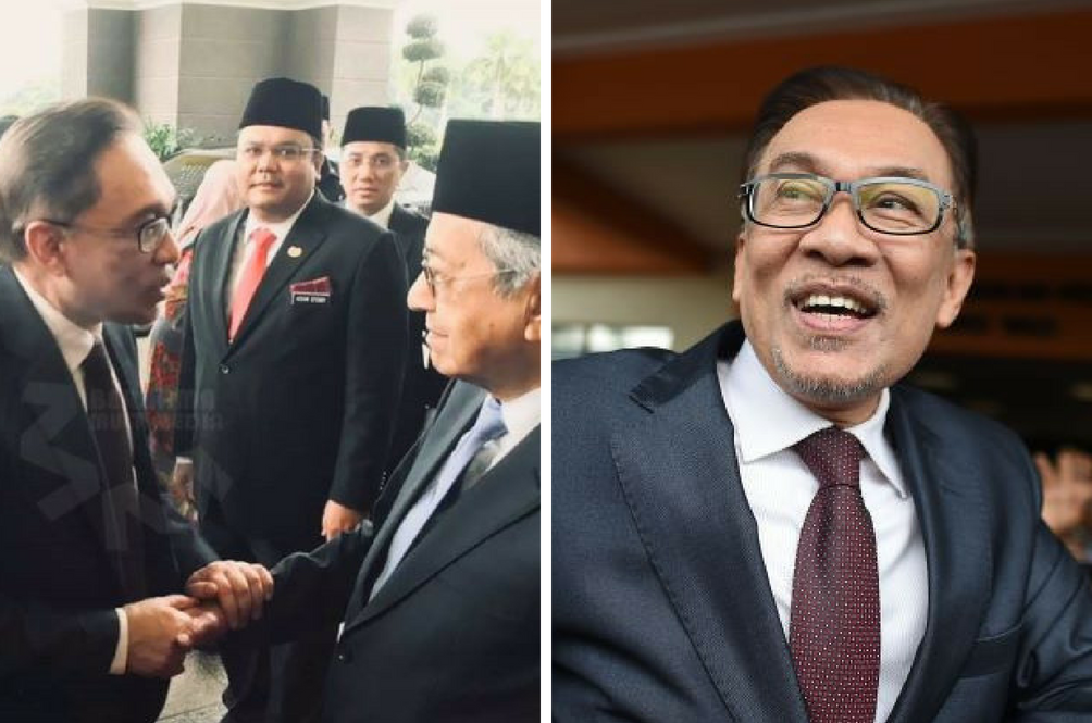 Anwar Ibrahim Is Finally A Free Man!