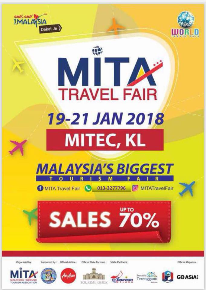 Mita Travel Fair