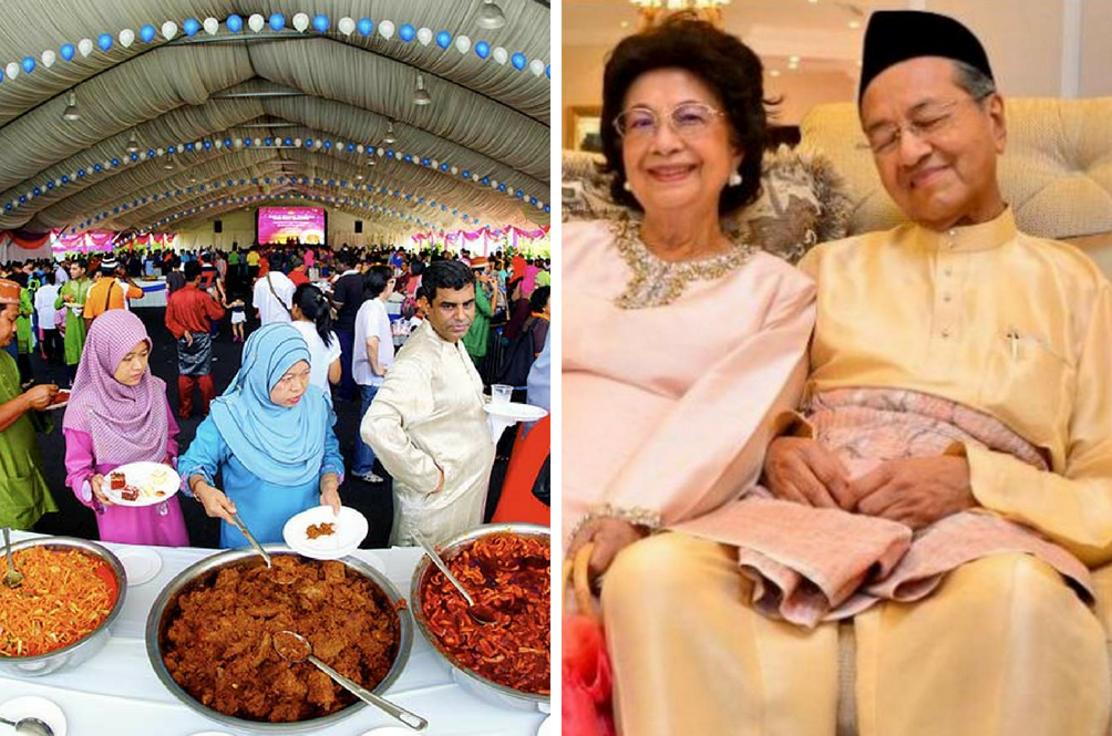 Tun Dr. Mahathir Will Be Hosting The Govt's Hari Raya Open House This 15 June