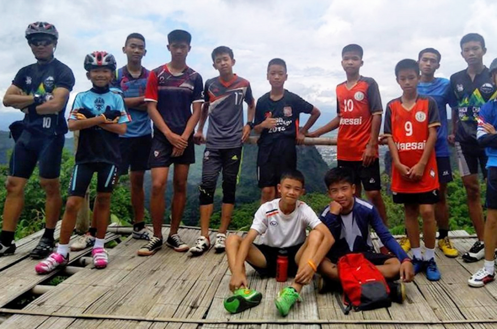 #ThaiCaveRescue Boys Invited To The FIFA World Cup Final. But Will They Attend It?