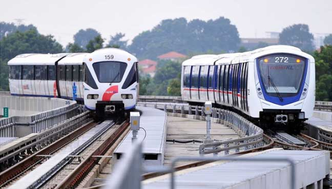 The total cost of LRT3 has been heavily reduced.