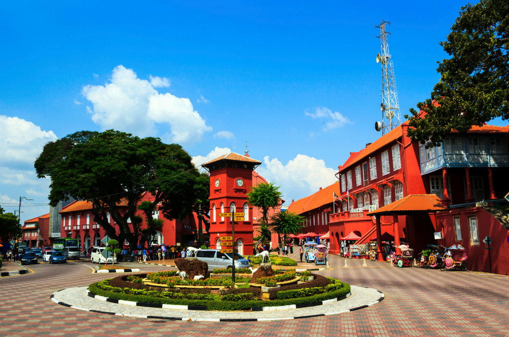 Melaka Now Has Free Parking On Weekends And Public Holidays