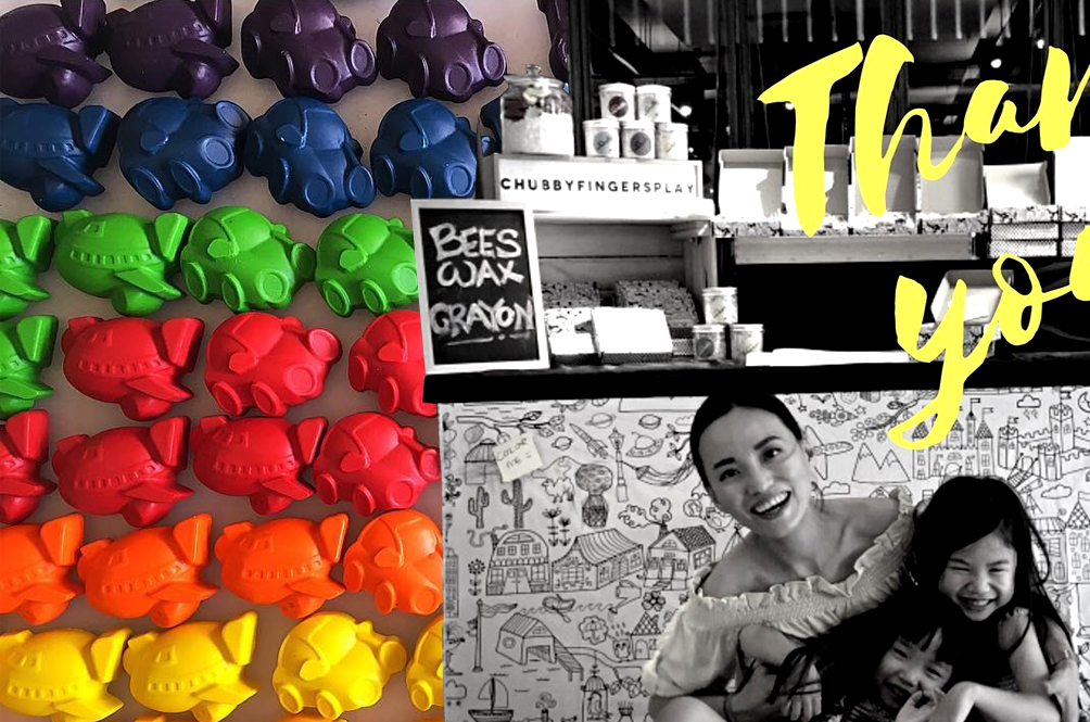 This Malaysian Mother Produces Safe, Non-Toxic Crayons For Children