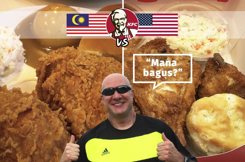 Rojak Daily S Ang Moh Compares Kfc Malaysia Vs Kfc America Lifestyle Rojak Daily