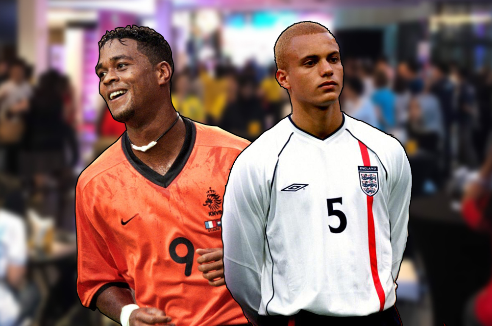 Let Kluivert and Brown be your date.